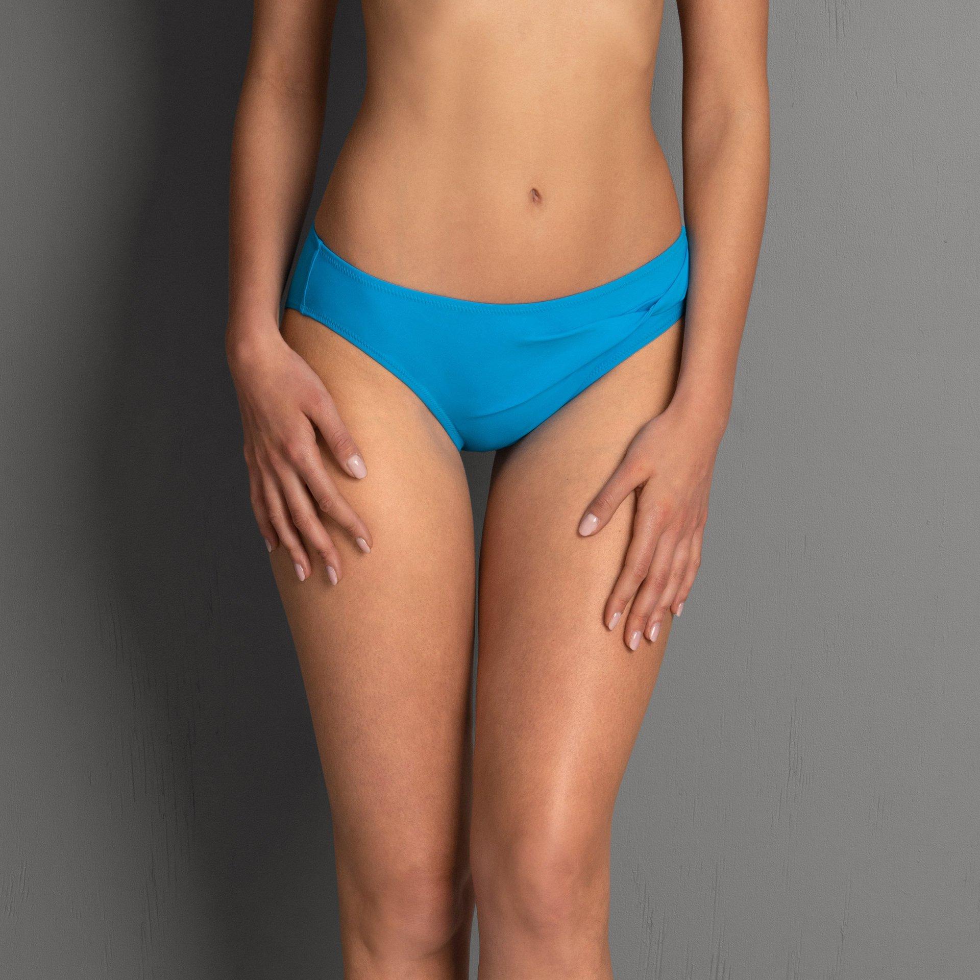 RosaFaia-Kate, Bikini Slip in FarbeAtoll